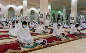 بث مباشر) خطبة يوم عرفة بمسجد نمرة