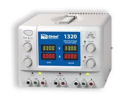 1405: <b>Triple Output Switching DC Power</b> Supply: 1-36 VDC, 0-3 A ...