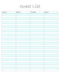 wedding list spreadsheet wedding invite list spreadsheet fresh templates guest excel template
