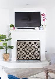 Diy Fireplace Makeover Ideas Home Decor Ideas Diy Spring Decor The 36th Avenue