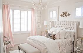 bed room pink. Simple Pink Picturesque Modern Glam Bedroom In Apartment New At Throughout Bed Room Pink