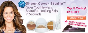 sheer cover kit sheercover the science of radiant flawless skin in seconds sheercover studio mineral makeup collection delivers an