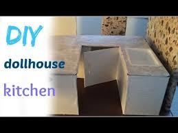 diy barbie doll furniture. DIY Craft: Barbie Dollhouse Kitchen Diy Doll Furniture