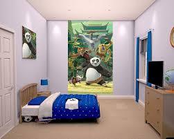 Perfect Mural Kung Fu Panda Wallpaper Poster