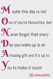Inspirational Quotes For Work Day Inspiring Quote Monday Motivation