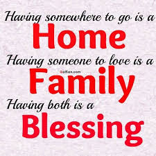 Blessed Family Quotes Magnificent 48 Most Amazing Family Inspirational Quotes Motivational Thoughts