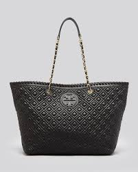 Tory Burch Tote - Marion Quilted Small East West   Bloomingdale's & Tory Burch. Marion Quilted ... Adamdwight.com