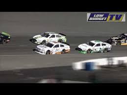 Nascar K N Pro West Highlights From Kern County Raceway Park