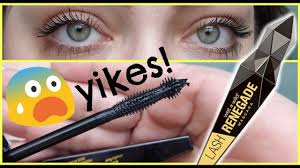 Let's Test!: <b>Wet n Wild Lash Renegade</b> Mascara - YouTube