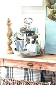 3 tier wooden tray the rustic two round home decor tiered wood trays boards 3 tier wooden tray