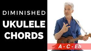 Ukulele Chords A Diminished 7