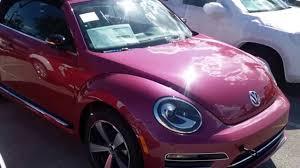 volkswagen beetle 2014 pink. pink volkswagen beetle u003eu003e 2017 convertible pinkbeetle youtube 2014