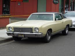 Curbside Classic: 1970 Chevrolet Monte Carlo – A Modest Beginning ...