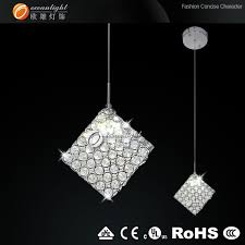 modern led crystal chandelier made in china