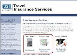 review of travel insurance services
