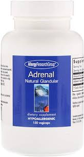 Allergy Research Group Adrenal Natural Glandular ... - Amazon.com