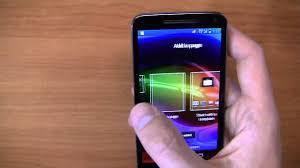 Motorola Electrify M Review Part 1 ...