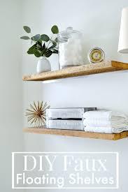 Making Floating Shelves bathroomshelveselampinterestjpg 57