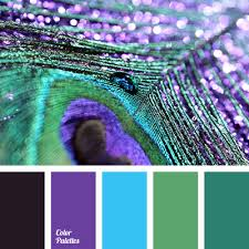Purple Green Green And Violet Color Palette Ideas