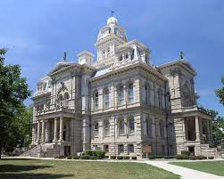 Shelby County Courthouse Sidney Ohio 1900 Population 5 688 Classic Architecture House Styles Architecture