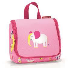 <b>Органайзер детский Reisenthel Toiletbag</b> S ABC friends pink ...