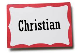 Being a Good Christian or Salvation