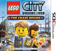 Lego City 3ds Enters Uk Individual Formats Chart At Number