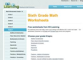 6th grade math worksheets, games, problems, and more!6th grade math worksheets