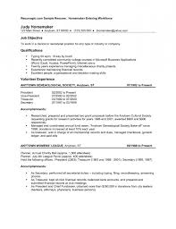 ... Resume For Stay At Home Mom Entering Workforce Cv Writing Services resume  sample