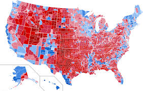 united states presidential election, 2012 wikipedia Final Election Results Map results by county, shaded according to winning candidate's percentage of the vote final election results map 2016