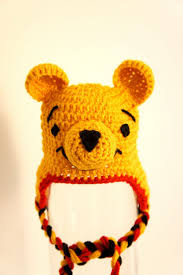 Winnie The Pooh Crochet Pattern New Design