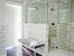 Impressive Bathrooms Shower Ideas Bathroom Can Be Stall Remodeling Hgtv Intended Design Decorating