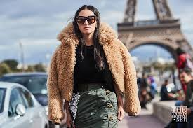 how to wear fur coats in 2018 without looking extra