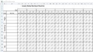 p90x worksheets excel workout excel sheet p90x worksheets excel
