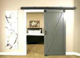 sliding barn door for bedroom closet contemporary bat narrow two doors