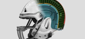 Pro Football Helmet Design An Inside Look At The Space Age New Helmet Russell Wilson