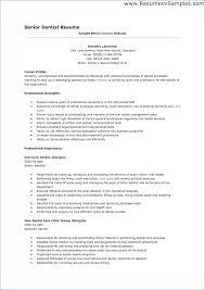 Resume For Dental Assistant Artemushka Com