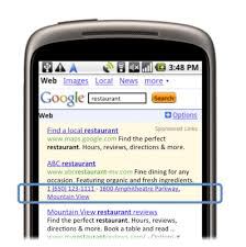 Google Phone Listing Google Adds Click To Call Phone Numbers Search Engine Journal