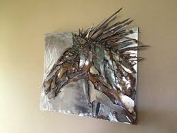 metal art sculpture horse head wall hanging for home or barn pertaining to metal sculpture wall on metal artwork wall hangings with metal art sculpture horse head wall hanging for home or barn