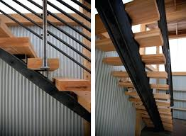 prefab metal stairs residential kits prefab outdoor wood stairs sculptural blog architects stringers for architecture metal prefab metal stairs