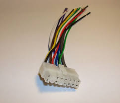 power acoustik dvd wire harness ptid 5800 4007 4004 ebay Power Acoustik PD-710 Wire Diagram image is loading power acoustik dvd wire harness ptid 5800 4007