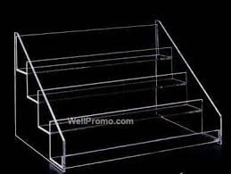 Acrylic Tiered Display Stands Wholesale Acrylic Fourtier Display Rack 100x100x100 Slatwall 17