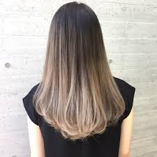 セルフのグラデーションカラーのやり方毛先から可愛い髪に Belcy