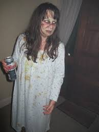 picture of regan from the exorcist