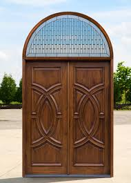 open arched double doors. Open Arched Double Doors