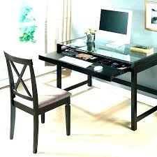 small glass top desk glass desk with drawers l shaped glass desk fresh small glass top desk pictures modern desk home office small glass black glass desk