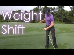 how to shift your weight 60 sec free golf tips