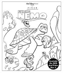 Nemo Da Colorare Az Colorare