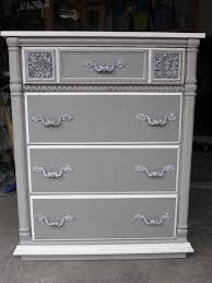 gray furniture paintGrey Chalk Paint Furniture  Furniture Design Ideas