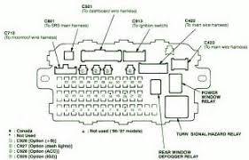 2000 honda civic electrical diagram 2000 image 2000 honda civic fuse diagram images on 2000 honda civic electrical diagram